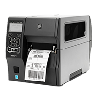 Image of Zebra ZT400 Printer from Emkat.