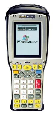 Image of Teklogix 7535 G2 Hand Held Computer from Emkat.