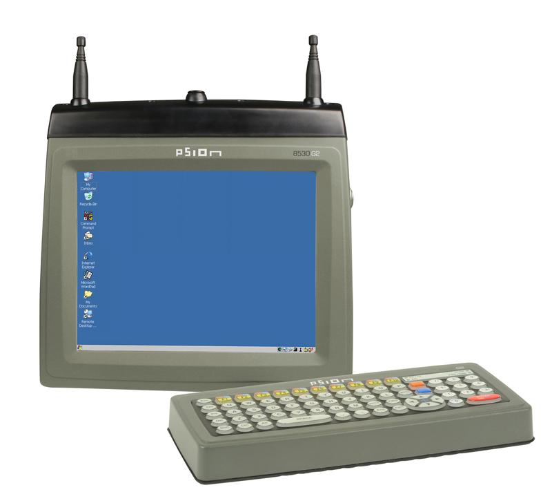 Image of Teklogix 8530 G2Teklogix 8530 G2 Vehicle-Mount Computer from Emkat.