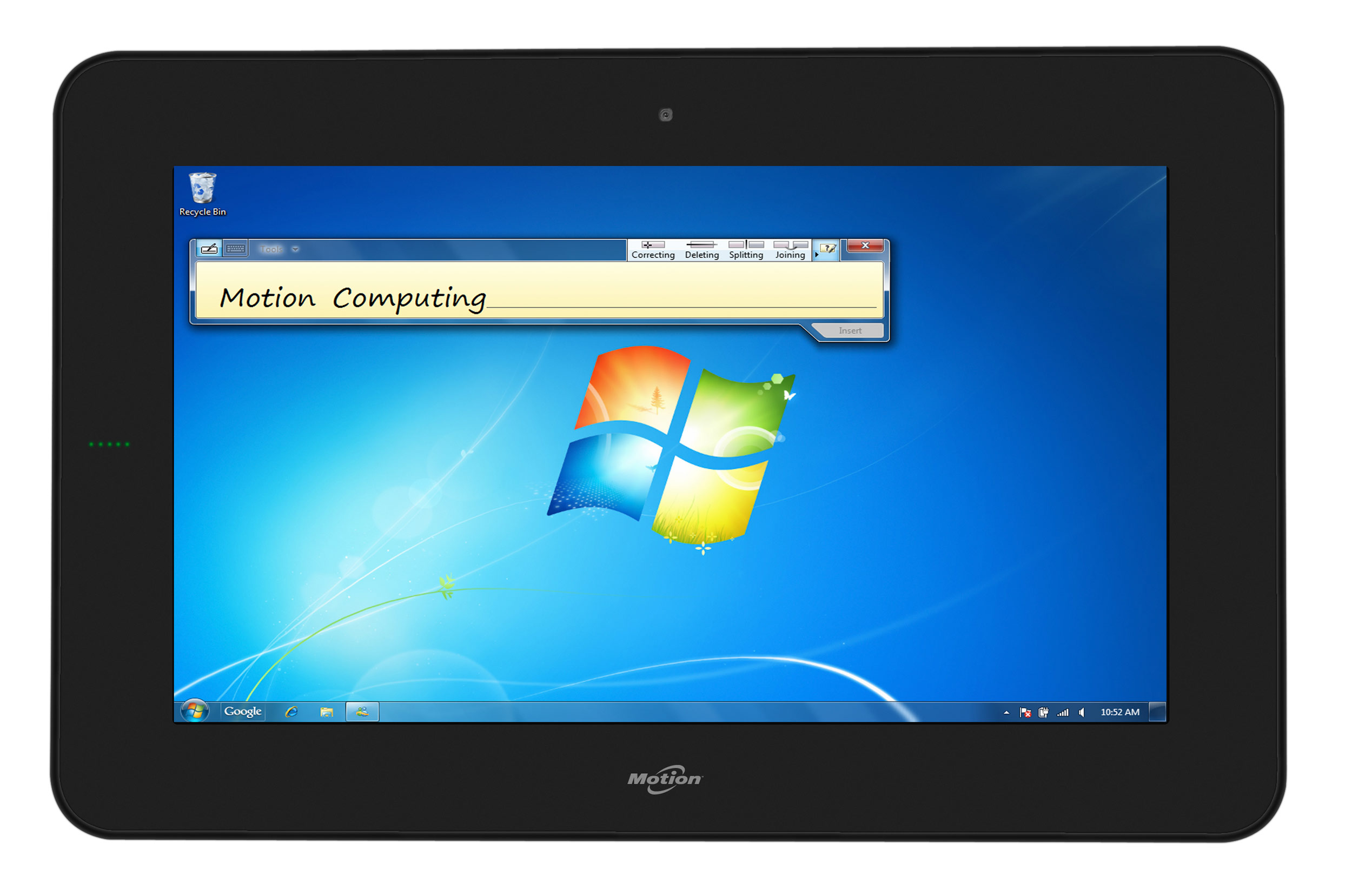 Image of Motion CL910 Tablet from Emkat.