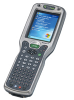 Image of Honeywell Dolphin 9500 Mobile Handheld Computer from Emkat.