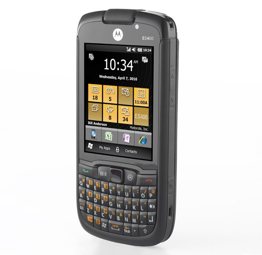 Image of ES400 Mobile Terminal from Emkat.