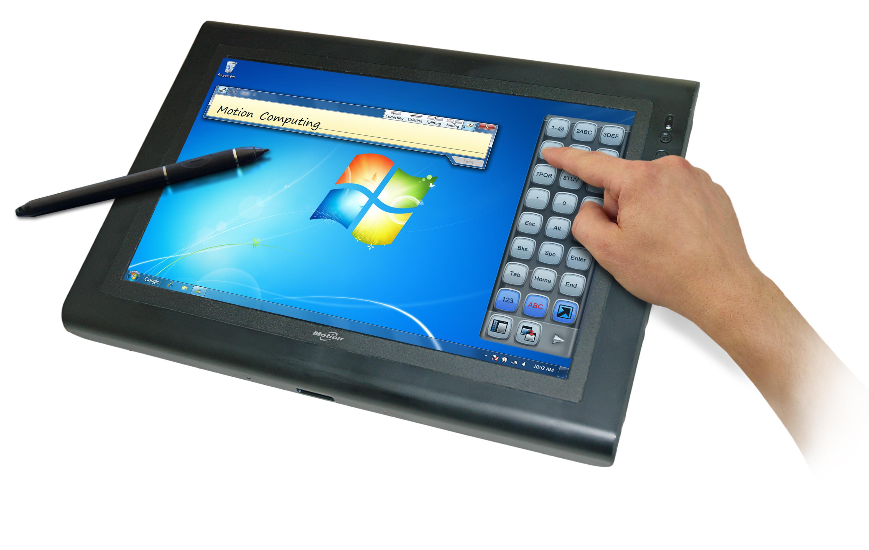 Image of Motion J3600 Tablet from Emkat.