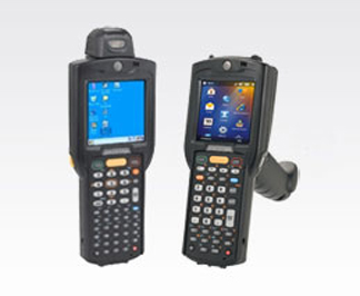 Image of Zebra MC3200 Mobile Terminal from Emkat.