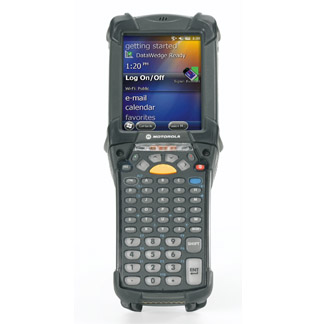 Image of Zebra MC9200 Mobile Terminal from Emkat.