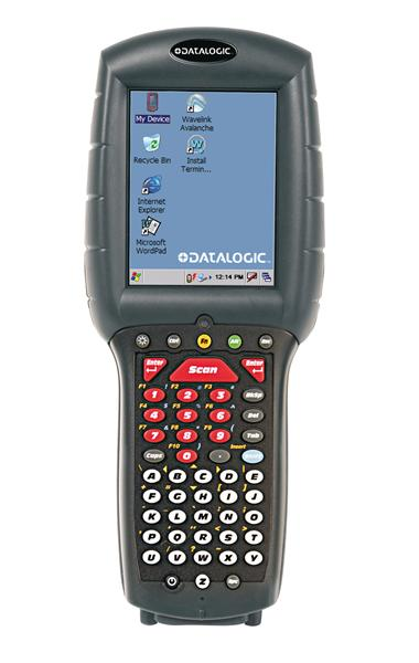 Image of Datalogic Falcon 4410 Mobile Handheld Barcode Computer from Emkat.