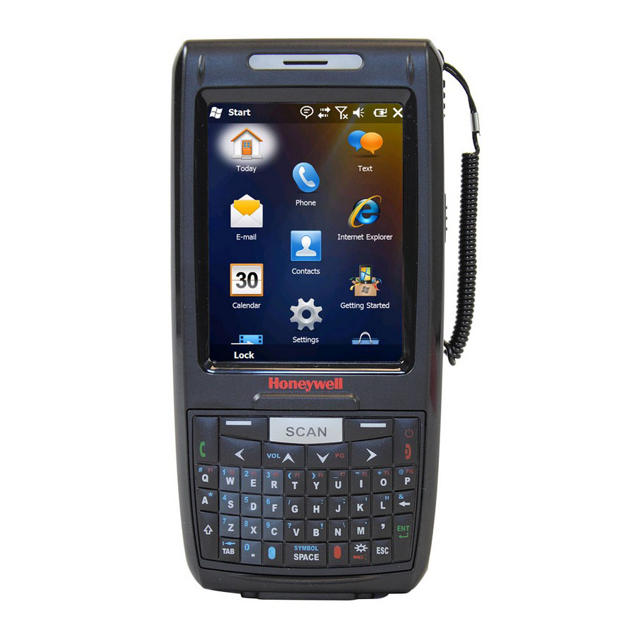 Image of Honeywell Dolphin 7800 Mobile Terminal from Emkat.