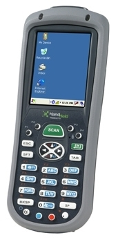 Image of Dolphin 7600 Rugged Mobile Handheld Computer from Emkat.