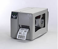 Image of Zebra S4M Thermal Printer from Emkat.