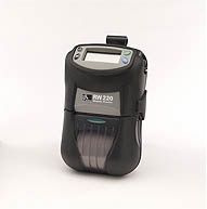 Image of Zebra RW 220 Mobile Printer from Emkat.