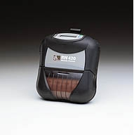 Image of Zebra RW 420 Mobile Printer from Emkat.