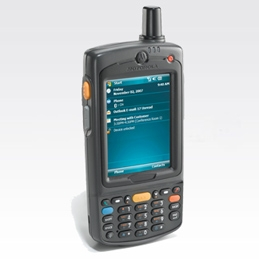 Image of Zebra MC75 Worldwide Enterprise Digital Assistant (EDA) from Emkat.