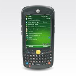 Image of Zebra MC5590 Enterprise Digital Assistant (EDA) from Emkat.