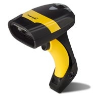 Image of Datalogic PD8300 Industrial Corded Handheld Laser Barcode Reader from Emkat.