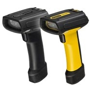 Image of Datalogic PD7100 Powerscan Industrial Corded Handheld Linear Imager Barcode Reader from Emkat.