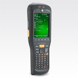 Image of Zebra MC9500-K Rugged Mobile Computer from Emkat.