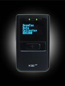Image of KDC200i Laser Barcode Data Collector from Emkat.