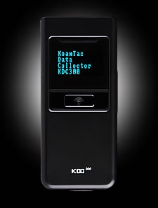 Image of KDC300i Imager Barcode Data Collector from Emkat.