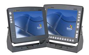 Image of Teklogix 8580/8590 Vehicle-Mount Computer from Emkat.