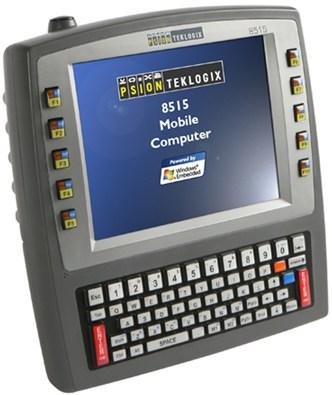 Image of Teklogix 8515 Vehicle Mount Computer from Emkat.