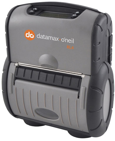 Image of Datamax-O'Neil RL4 Direct Thermal Printer from Emkat.