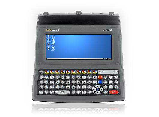 Image of Teklogix 8525 G2 Vehicle-Mount Computer from Emkat.