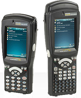 Image of Teklogix Workabout Pro Rugged Hand Held Mobile Terminal from Emkat.
